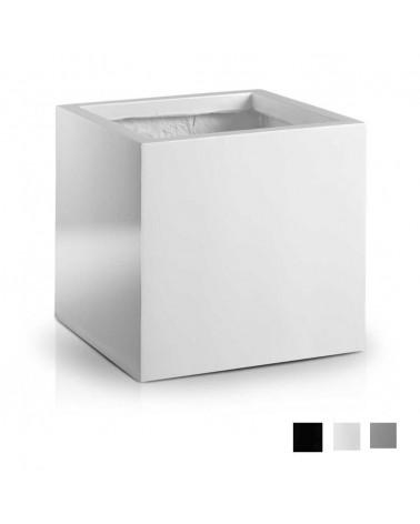 Kaspók PX kocka alakú kaspó 2 választható színben