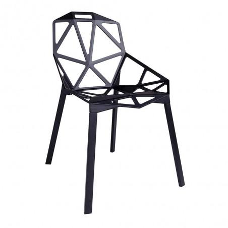 KH Austin A fém szék