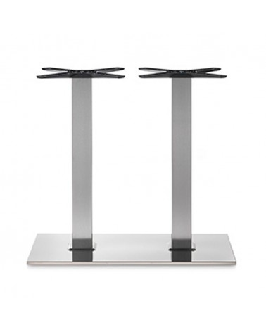 PE 405Q inox asztalbázis