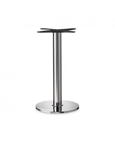 Asztalláb, asztallap, asztalbázis PE 430 krómozott asztalbázis