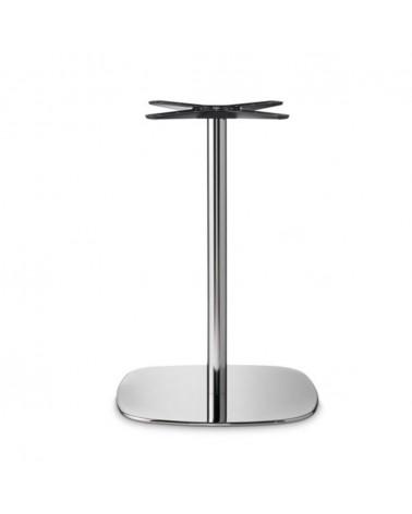 PE 533 acél asztalbázis