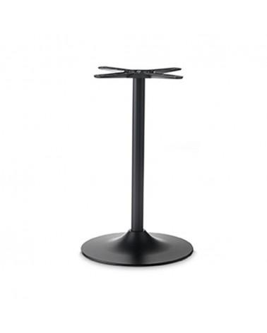 Öntöttvas, porszórt, éttermi asztallábak, asztalbázisok PE Matrix 45 aluminium asztalbázis