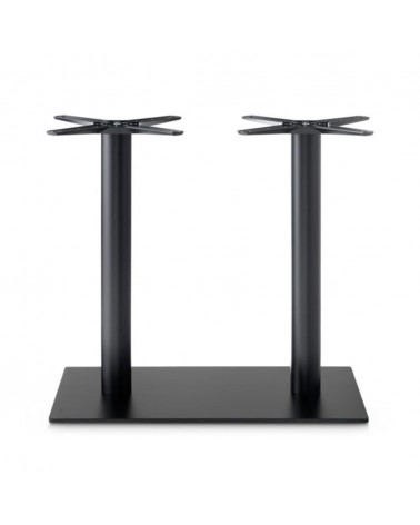 PE 070 acél asztalbázis