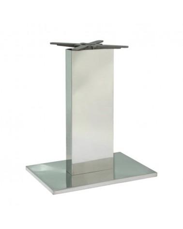 Asztalláb, asztallap, asztalbázis VE Bainox rozsdamentes acél asztalbázis