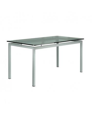 VE Revo rozsdamentes acél asztalbázis
