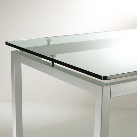 Asztalláb, asztallap, asztalbázis VE Revo rozsdamentes acél asztalbázis