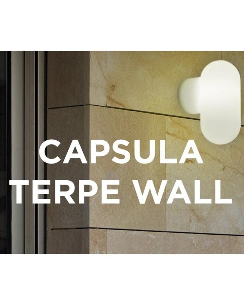 Kültéri lámpa NG Capsula kültéri fali lámpa