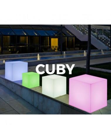Kültéri lámpa NG Cuby kocka alakú lámpa