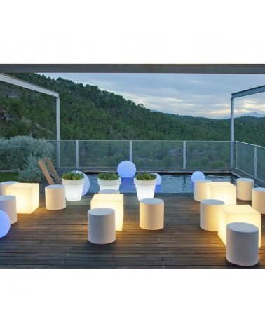 NG Cuby kocka alakú lámpa