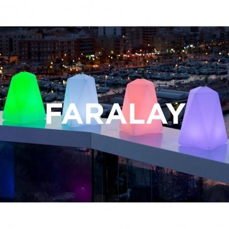 Kültéri lámpa NG Faralay kerti lámpa
