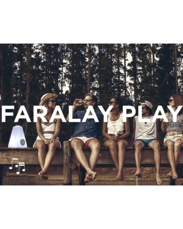 NG Faralay play hanszóróval felszerelt lámpa