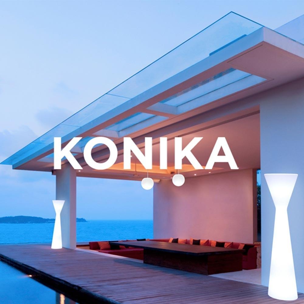 NG Konika kültéri állólámpa