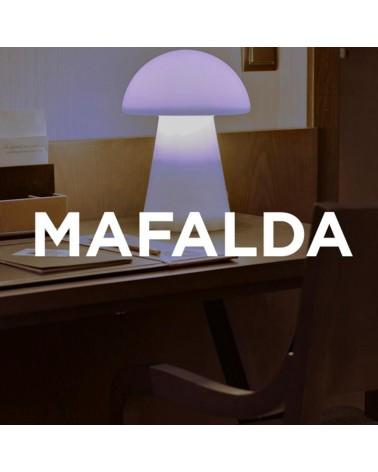 Kültéri lámpa NG Mafalda gomba alakú lámpa