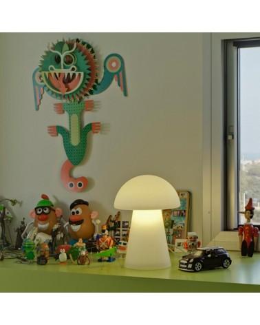 NG Mafalda gomba alakú lámpa