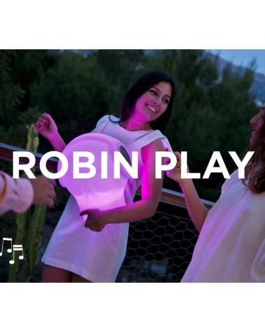 NG Robin play hangszóróval felszerelt lámpa