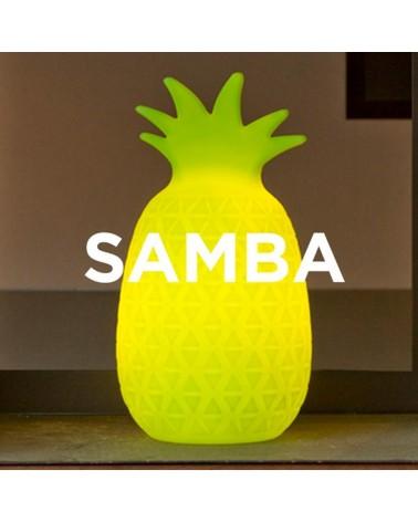 NG Samba ananász alakú lámpa