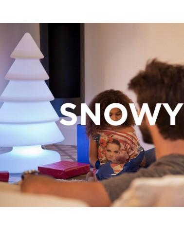 NG Snowy fenyőfa alakú lámpa