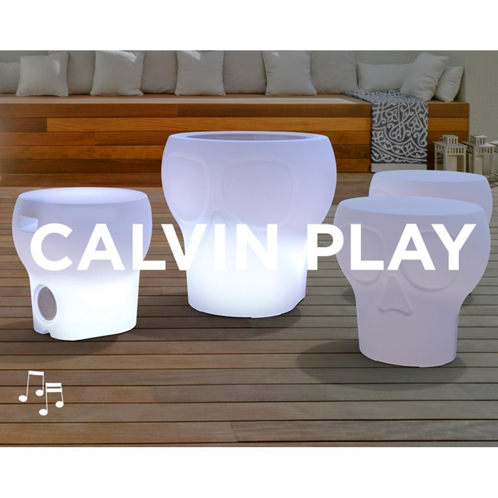 NG Calvin play hanszóróval felszerelt kültéri szék