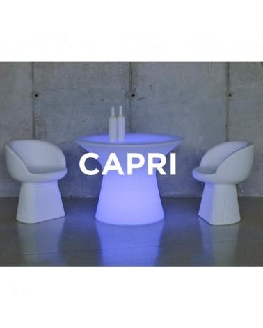 NG Capri kültéri asztal