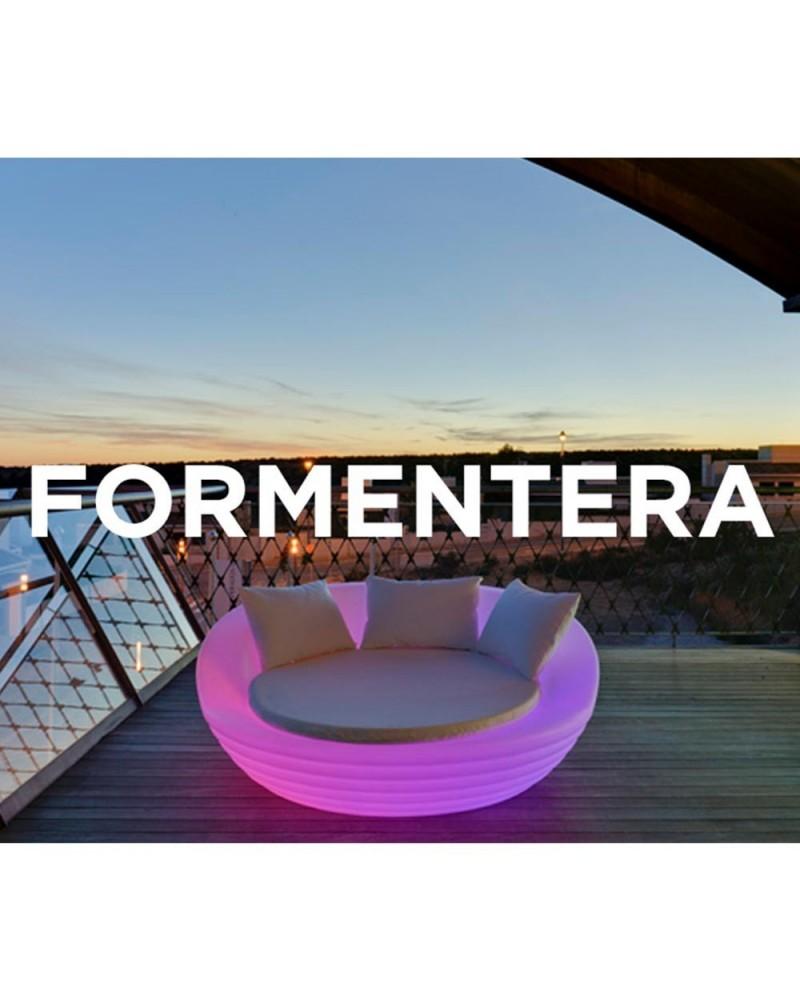 Kültéri lámpa NG Formentera kültéri fotel