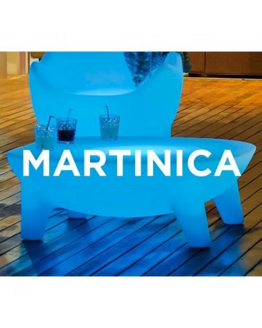 NG Martinica kültéri asztal