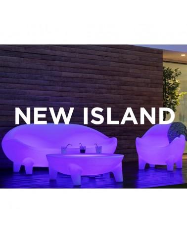 Kültéri lámpa NG New Island kültéri szett