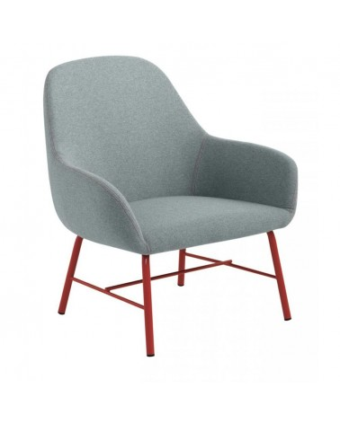 Fotelek MO Myra kárpitozott lounge fotel