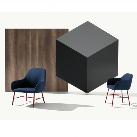 MO Myra V. kárpitozott szék