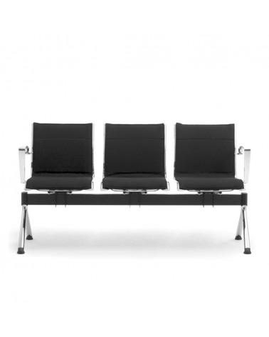 FO Origami LX kárpitozott várótermi szék