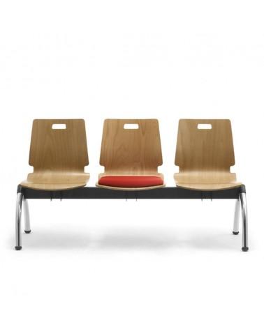 FO Cristallo kárpitozott várótermi szék