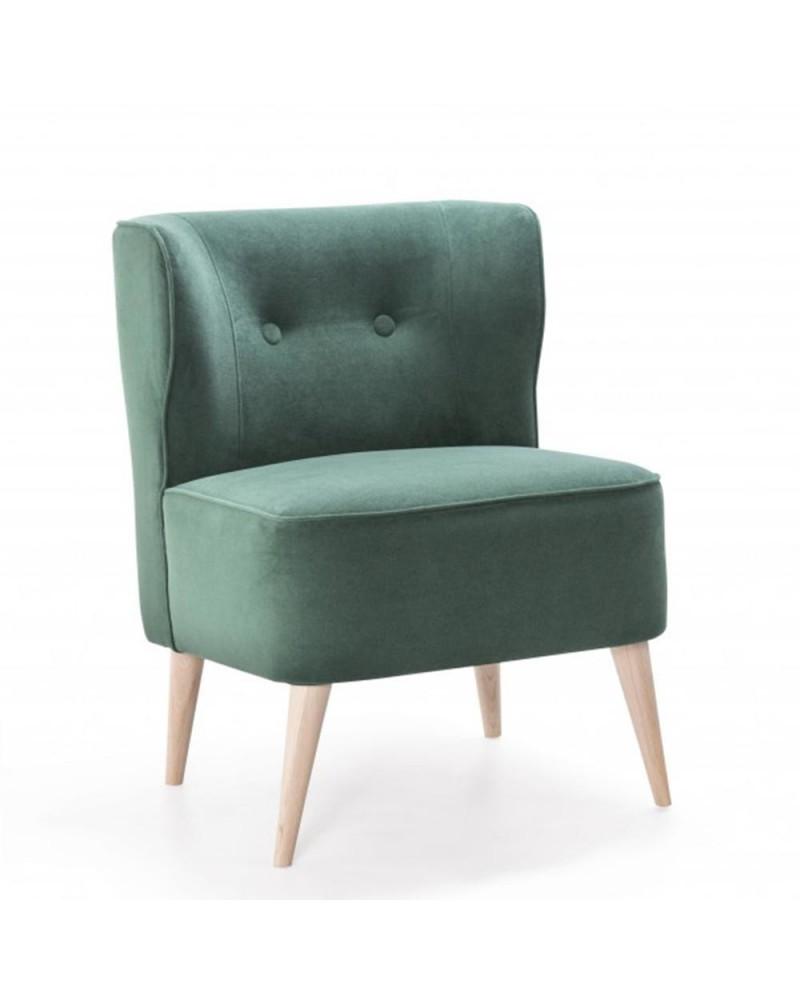 HO Kron kárpitozott fotel