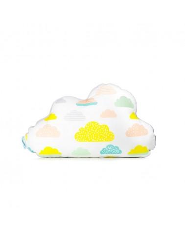 LC Felhő mintás felhő alakú párna gyerekeknek