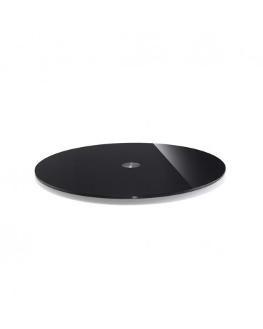 Asztallapok PF fekete üveg asztallap