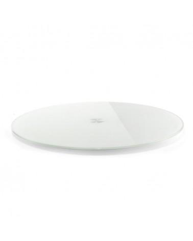 Asztallapok PF fehér üveg asztallap