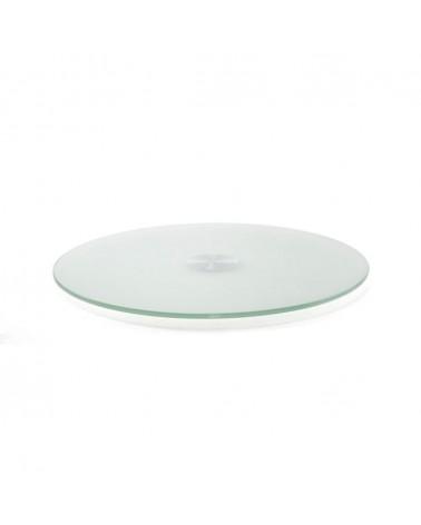 Asztallapok PF sav-maratott üveg asztallap
