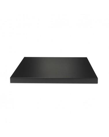 Asztallapok PF fekete polimer asztallap