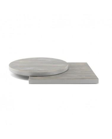 Asztallapok PF tömörfa szürke asztallap