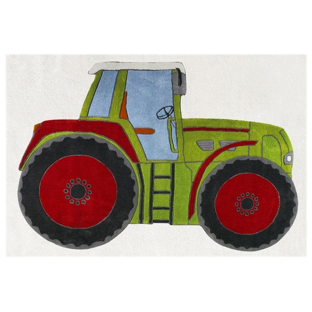 LE Traktor minőségi gyerekszőnyeg 120x180