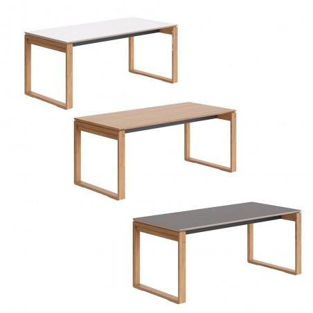 Íróasztalok, irodai asztalok PG Prémium Sandiss A íróasztal