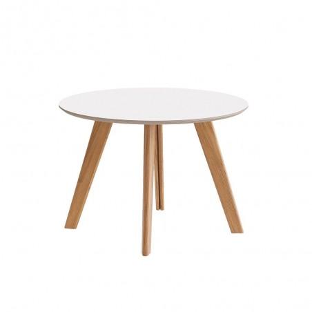 Íróasztalok, irodai asztalok PG Prémium Sandiss kör alakú tárgyalóasztal