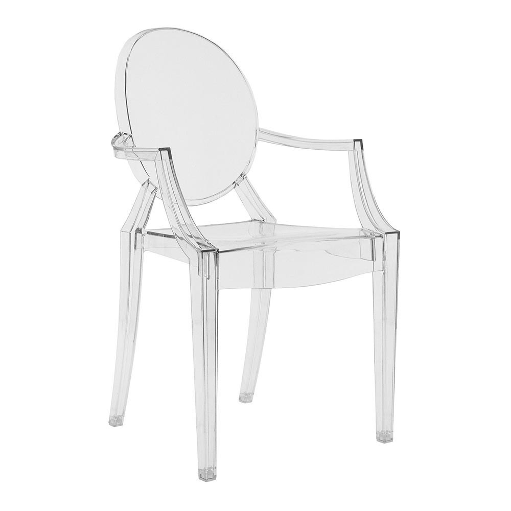 KH Louis műanyak szék