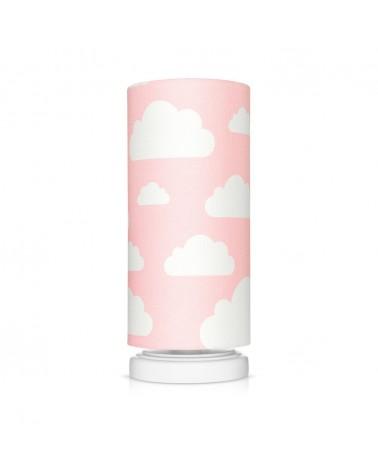 LC éjjeli lámpa rózsaszín kollekció