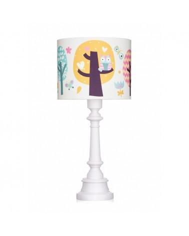LC asztali lámpa bagolymesék kollekció