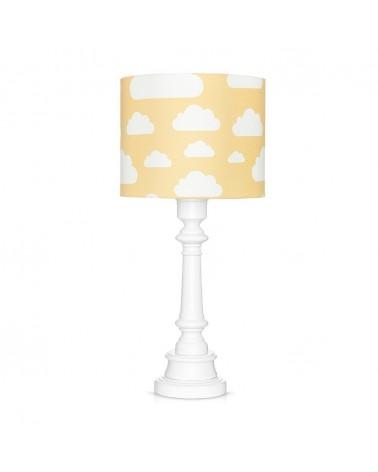 LC asztali lámpa mustár kollekció