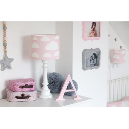 LC asztali lámpa rózsaszín kollekció