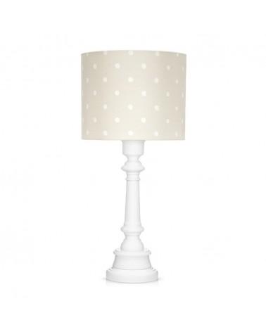 Álló Lámpa LC asztali lámpa bézs - pöttyös kollekció