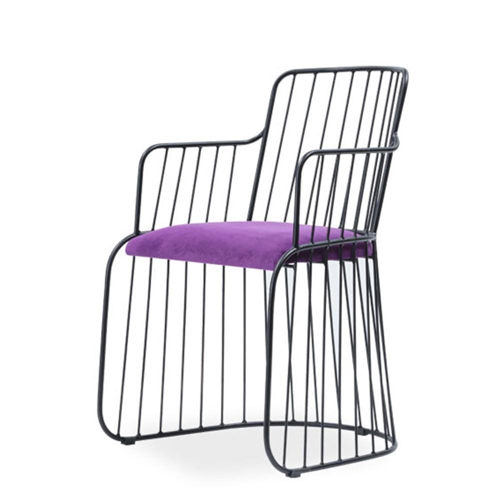 SR Amy fémvázas design szék