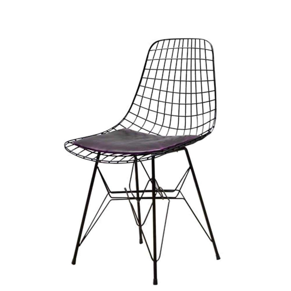 SR Iris design fém szék