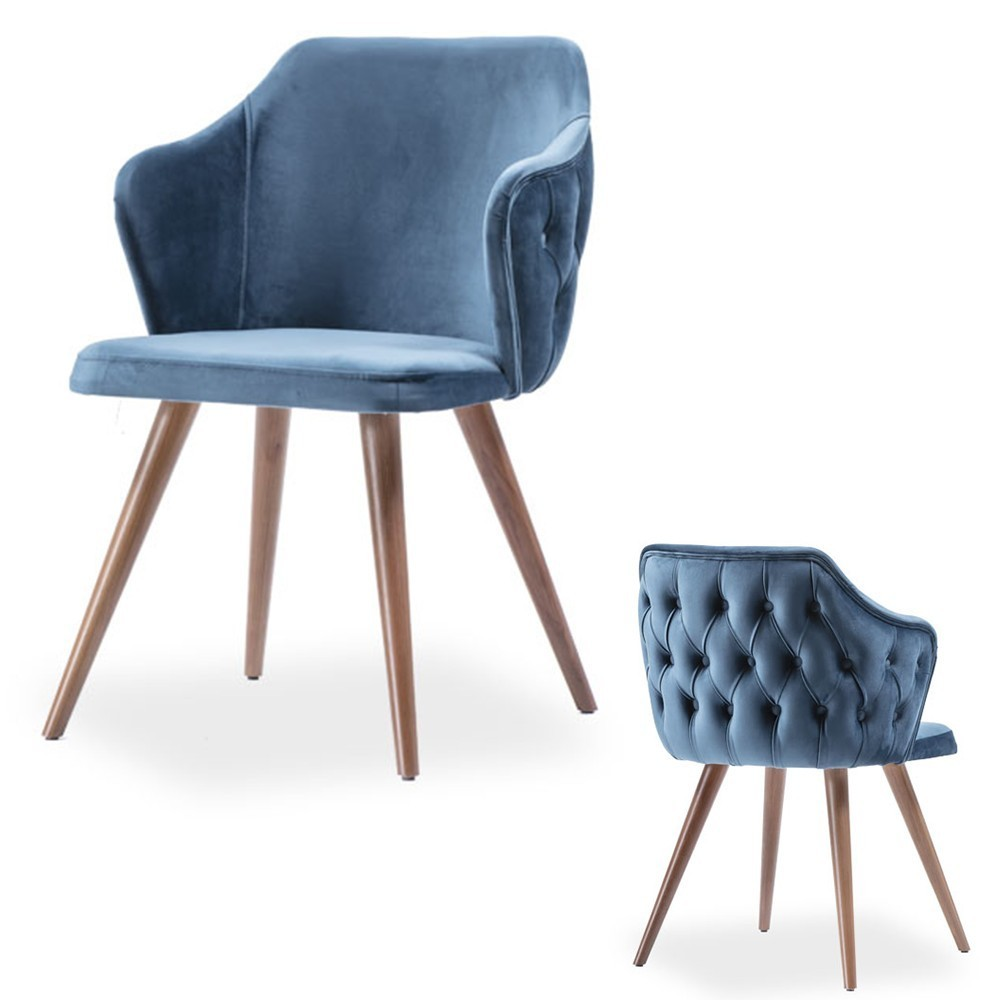 SR Ares Kapitone design szék