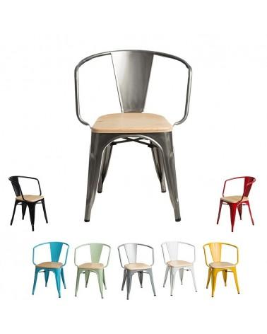 KD Replica karfás szék II.